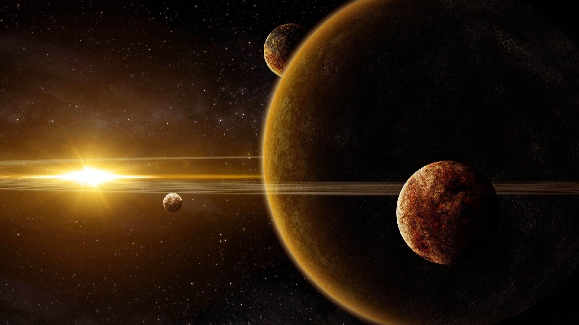 Solar System Wallpaper image hd