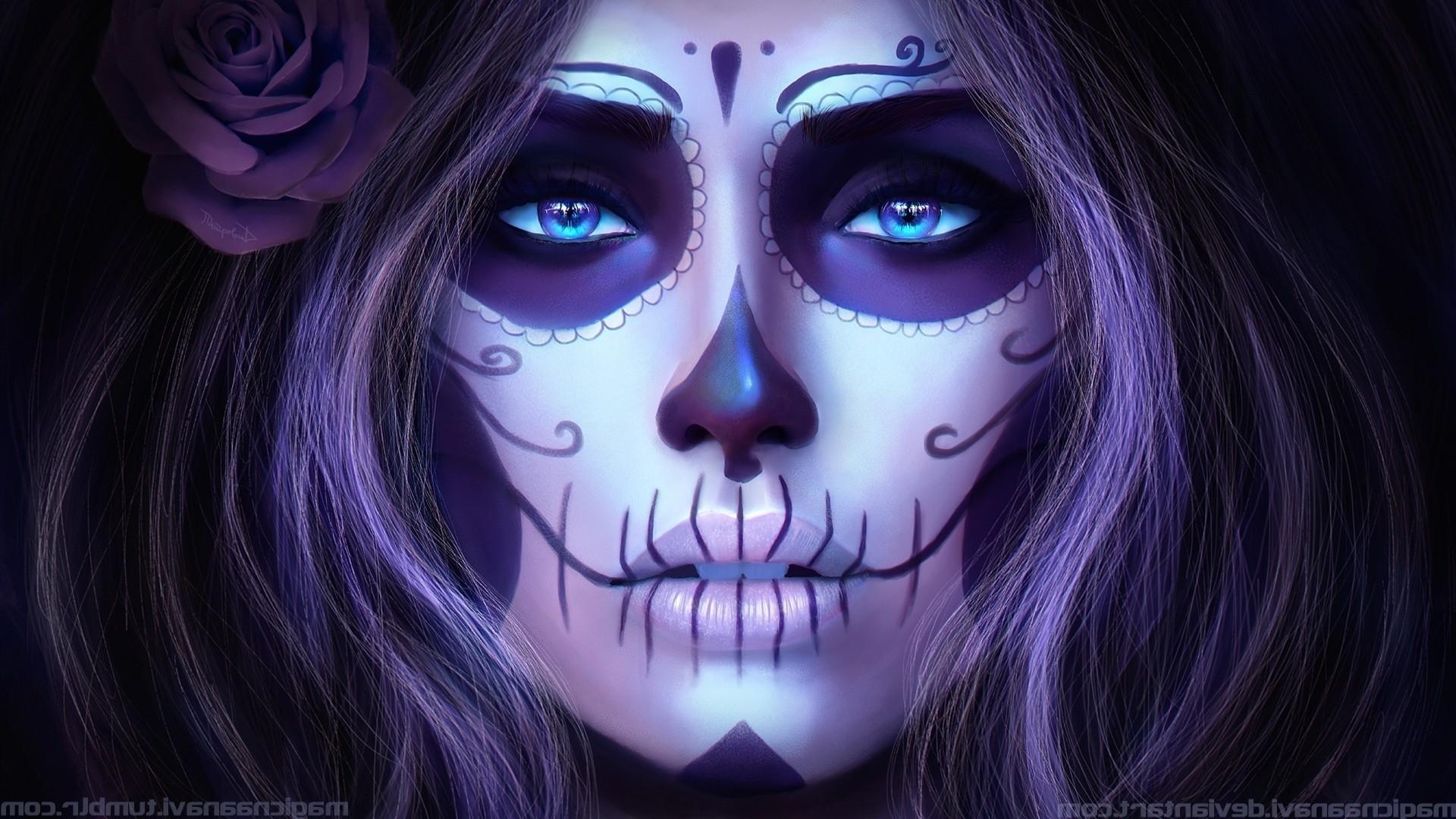 Sugar Skull Image