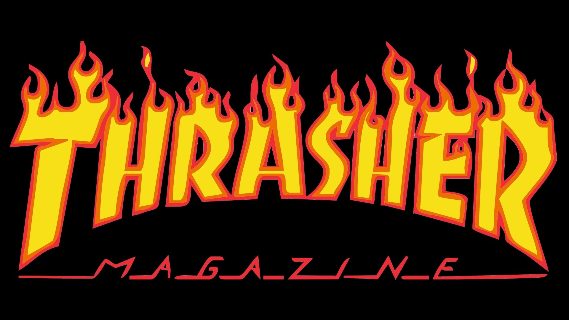 Thrasher Wallpaper and Background