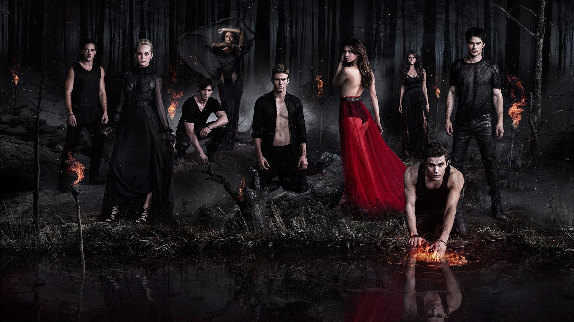 Vampire Diaries Free Wallpaper and Background