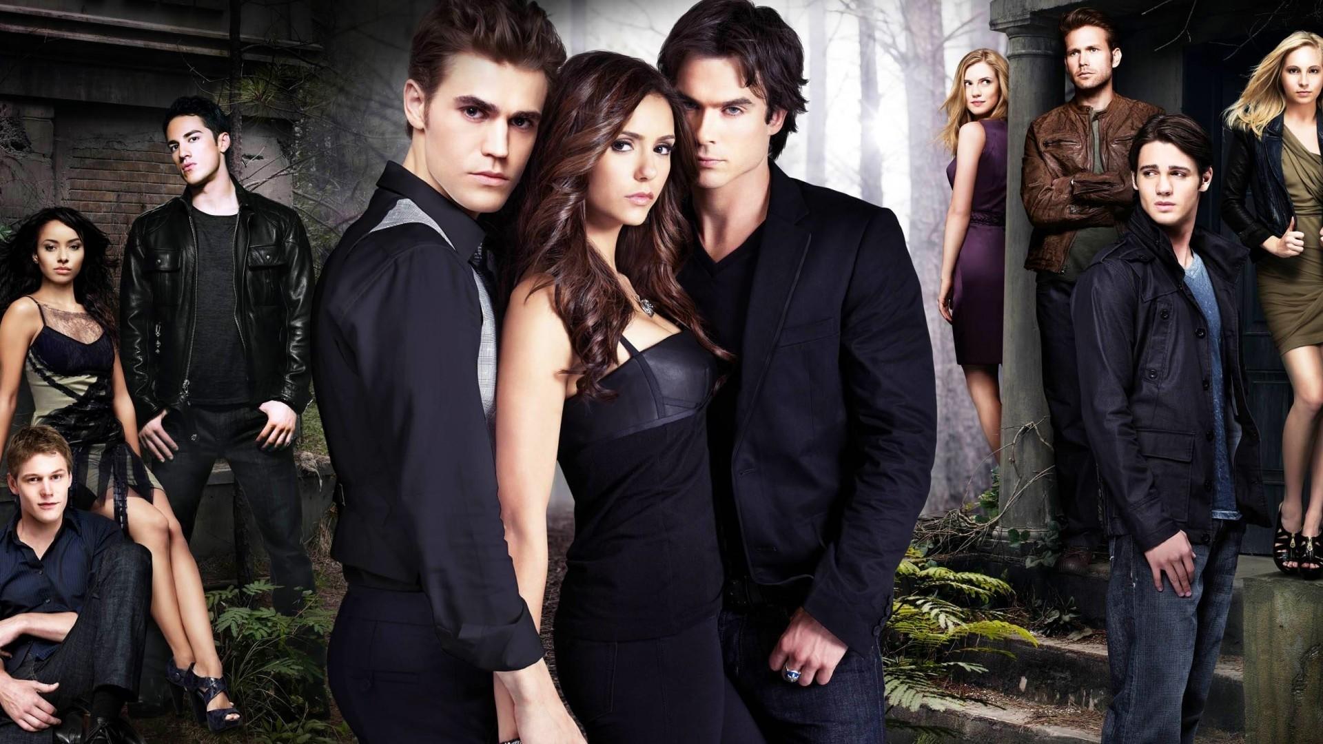 Vampire Diaries HD Wallpaper