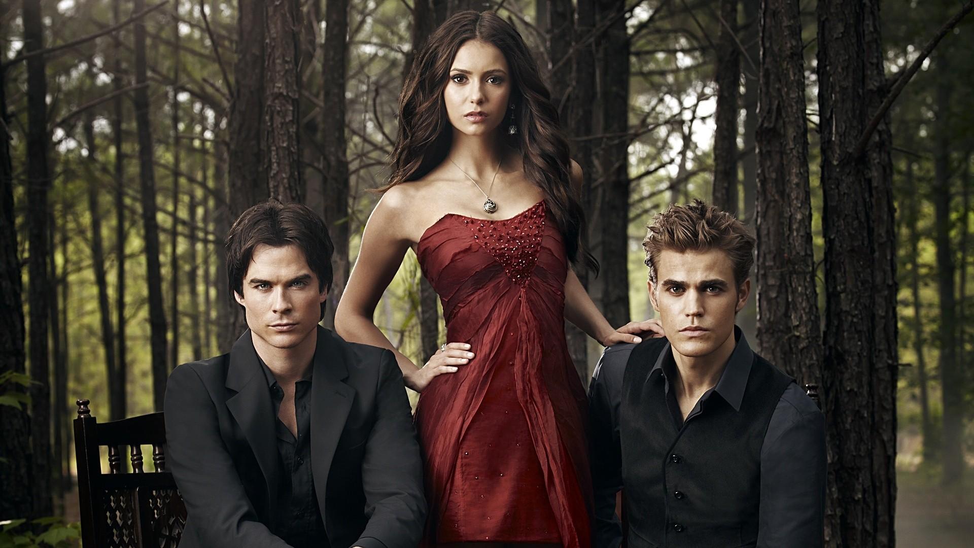 Vampire Diaries PC Wallpaper HD