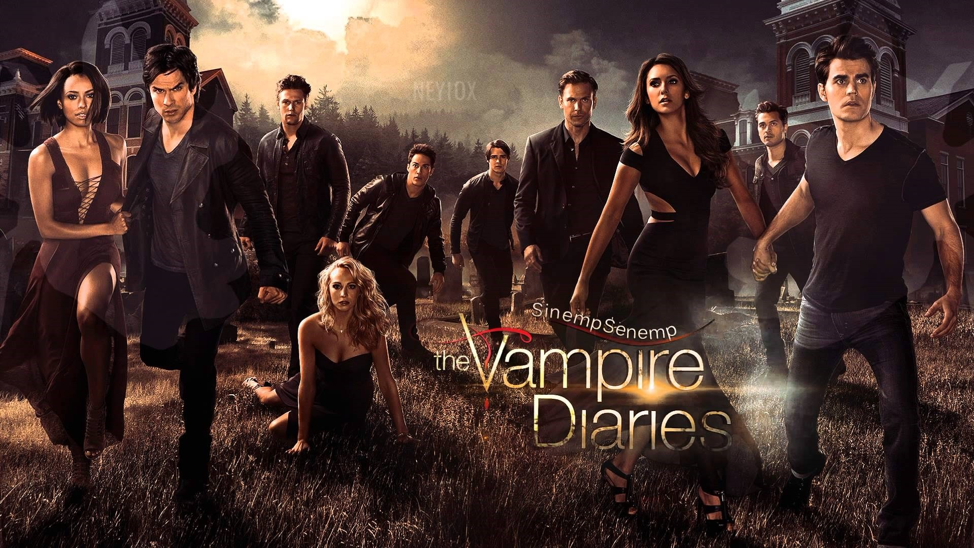 Vampire Diaries Desktop wallpaper
