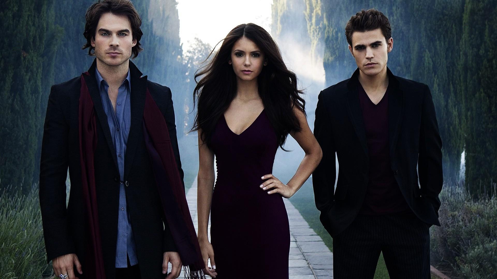 Vampire Diaries Full HD Wallpaper
