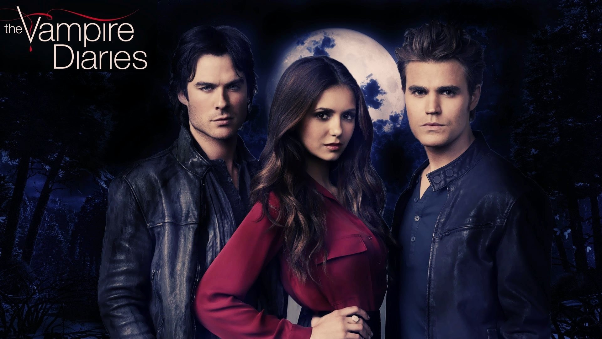 Vampire Diaries Background Wallpaper