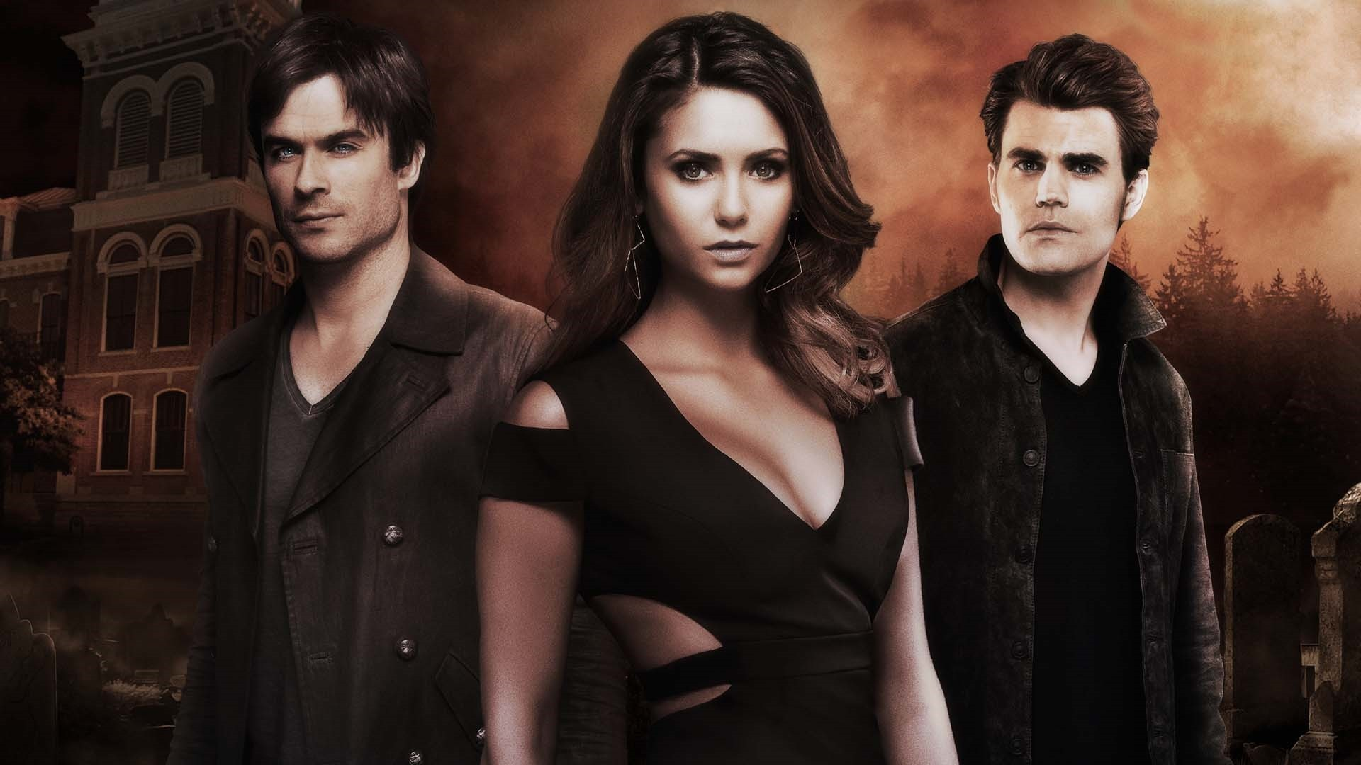 Vampire Diaries Wallpapers: 24 Images, Movie & TV Category