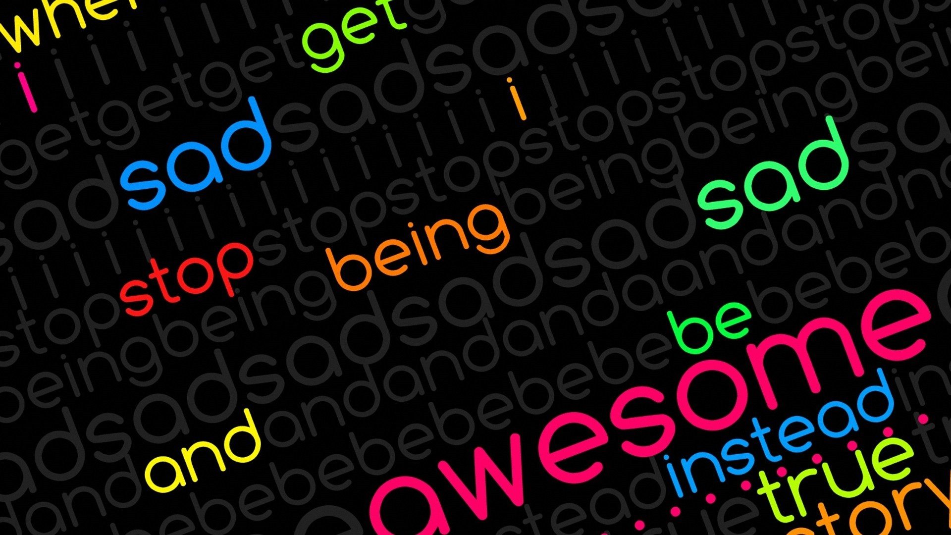 With Words Download Wallpaper