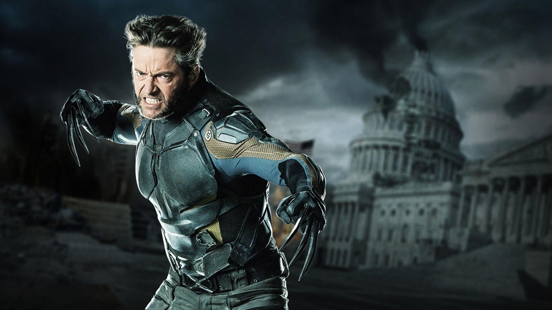 Wolverine Wallpaper for pc