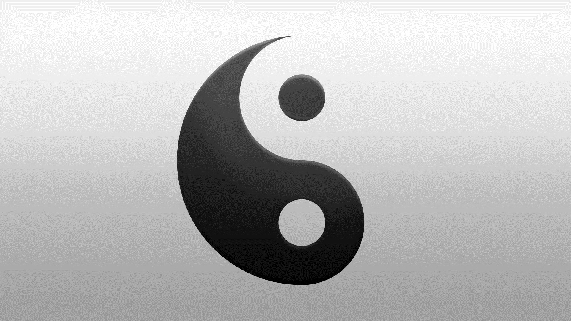 Yin Yang Wallpaper for pc