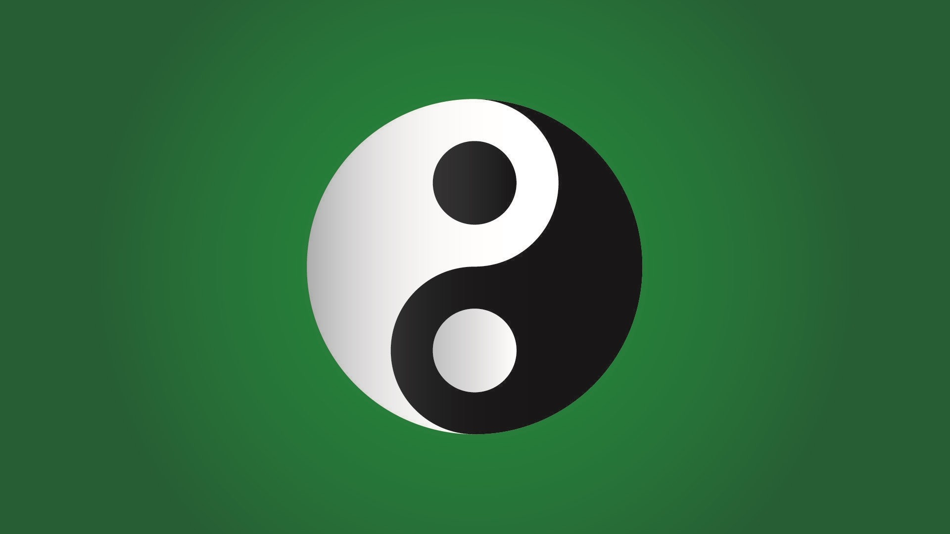 Yin Yang Background Wallpaper