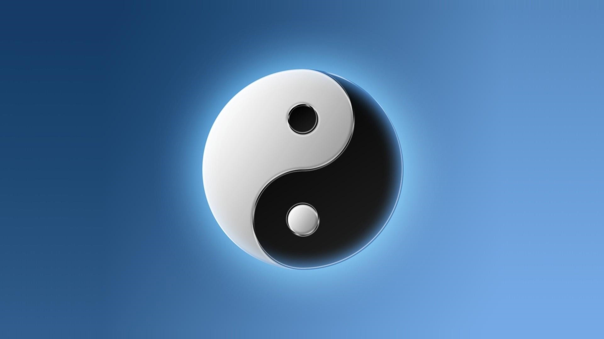 Yin Yang hd desktop wallpaper