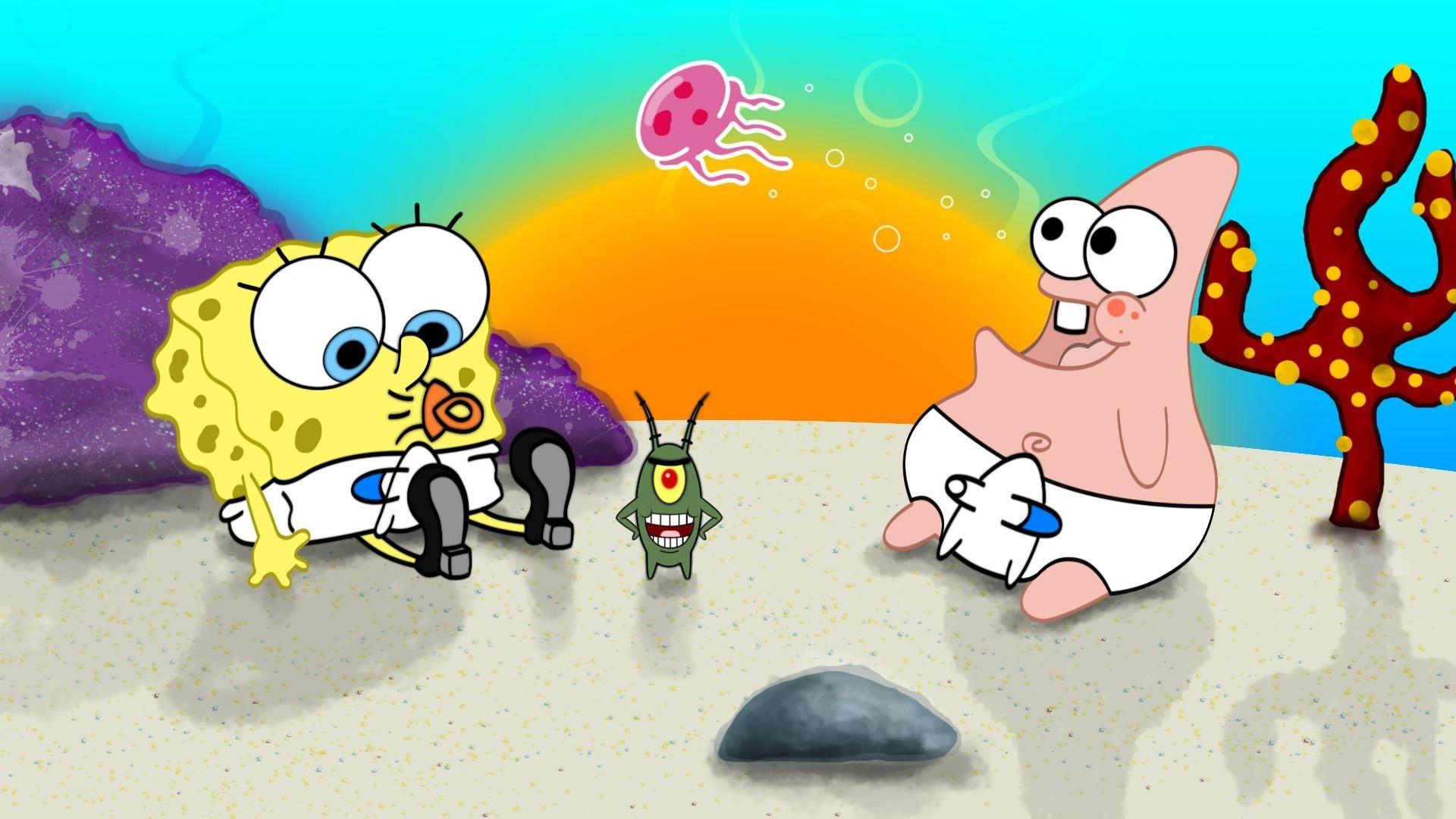 Aesthetic Spongebob Wallpaper and Background
