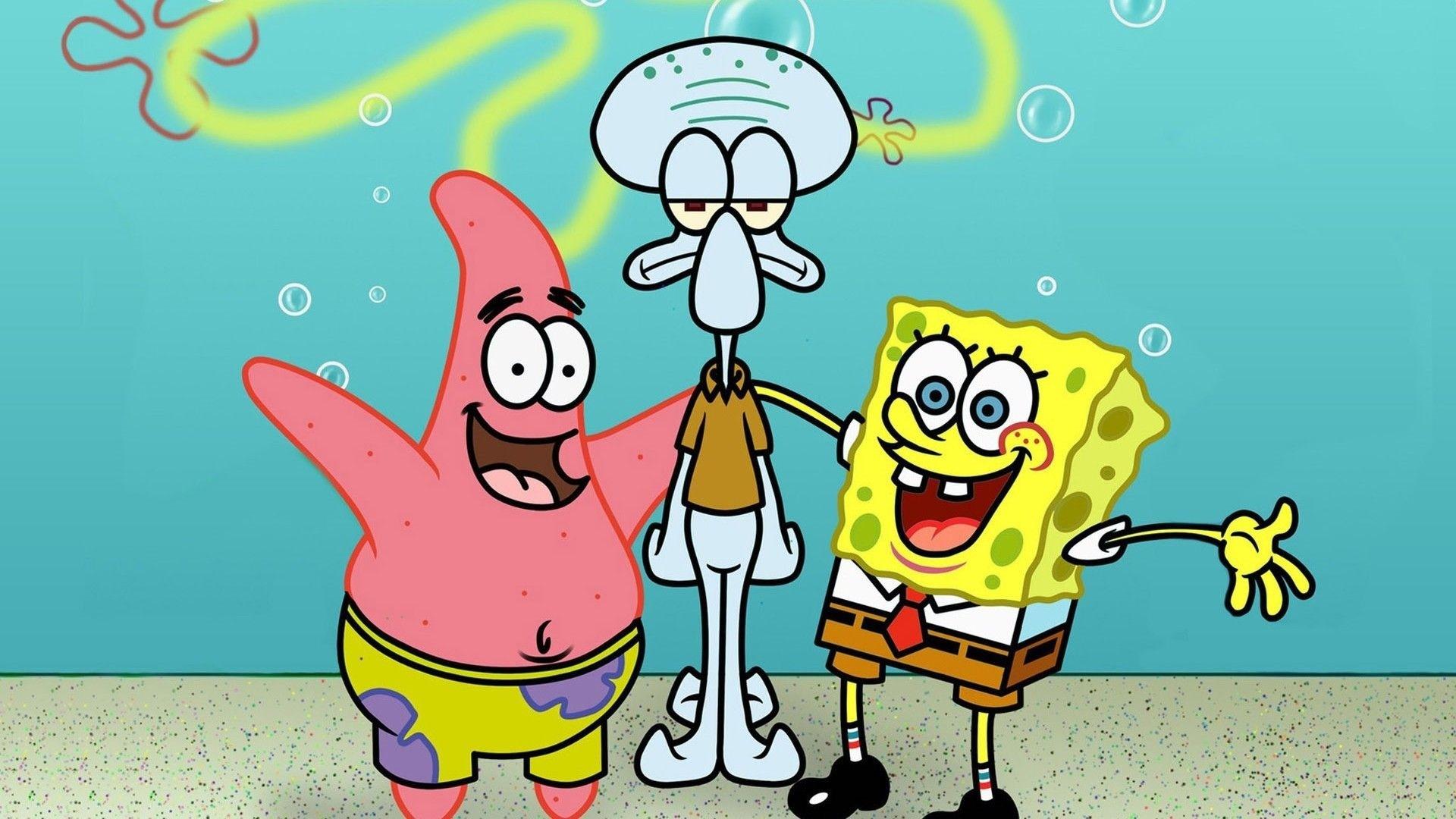 Aesthetic Spongebob Image