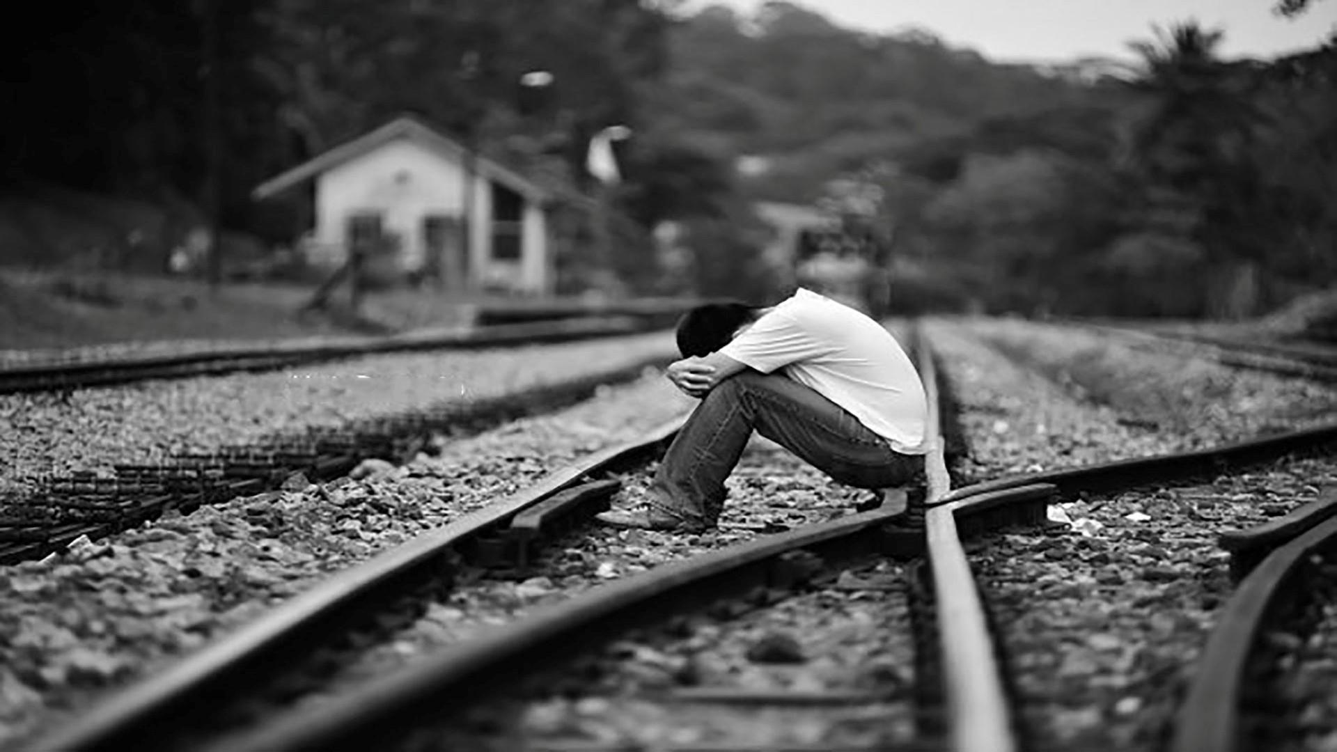 Alone Sad Image