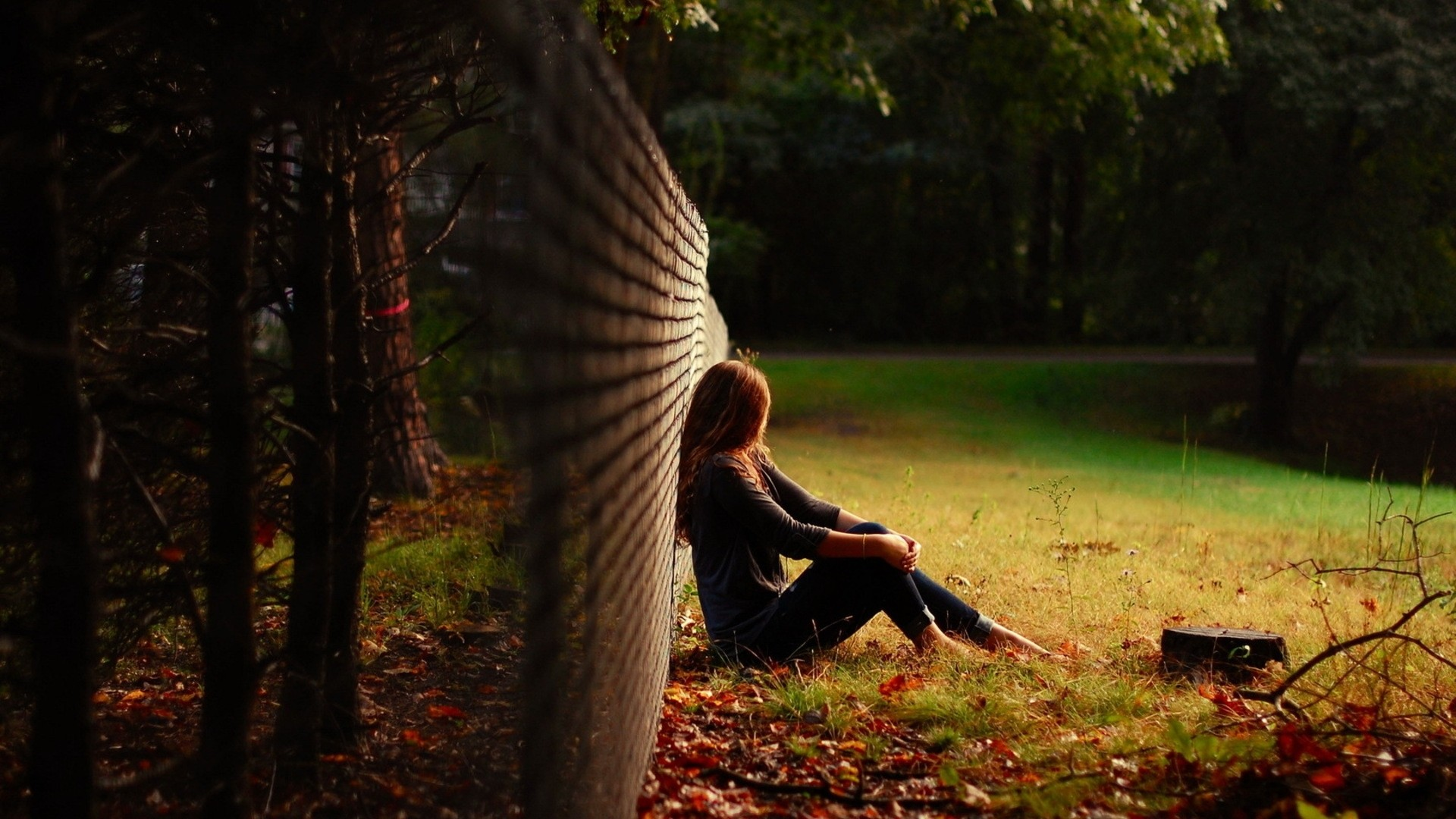 Alone Sad Wallpaper image hd