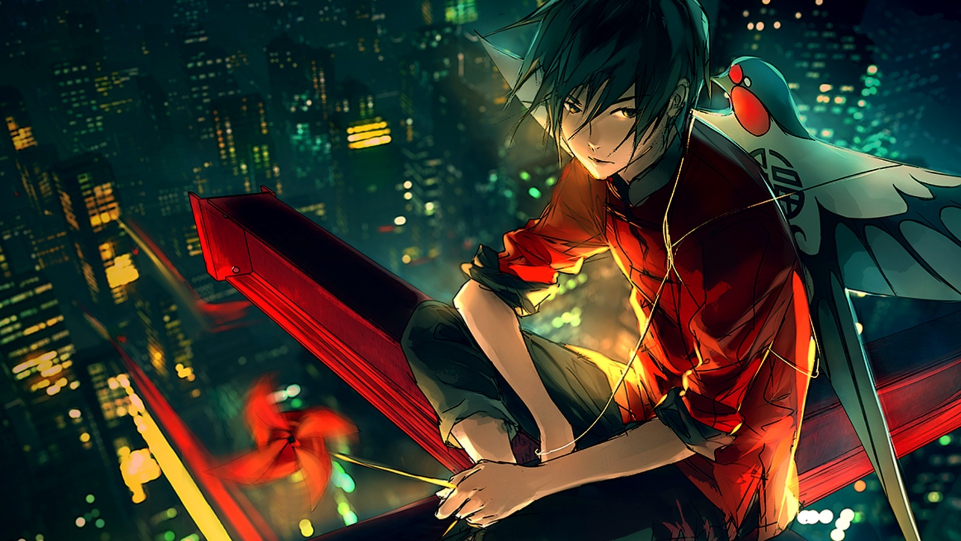 Anime Boy Wallpapers 28 Images Wallpaperboat
