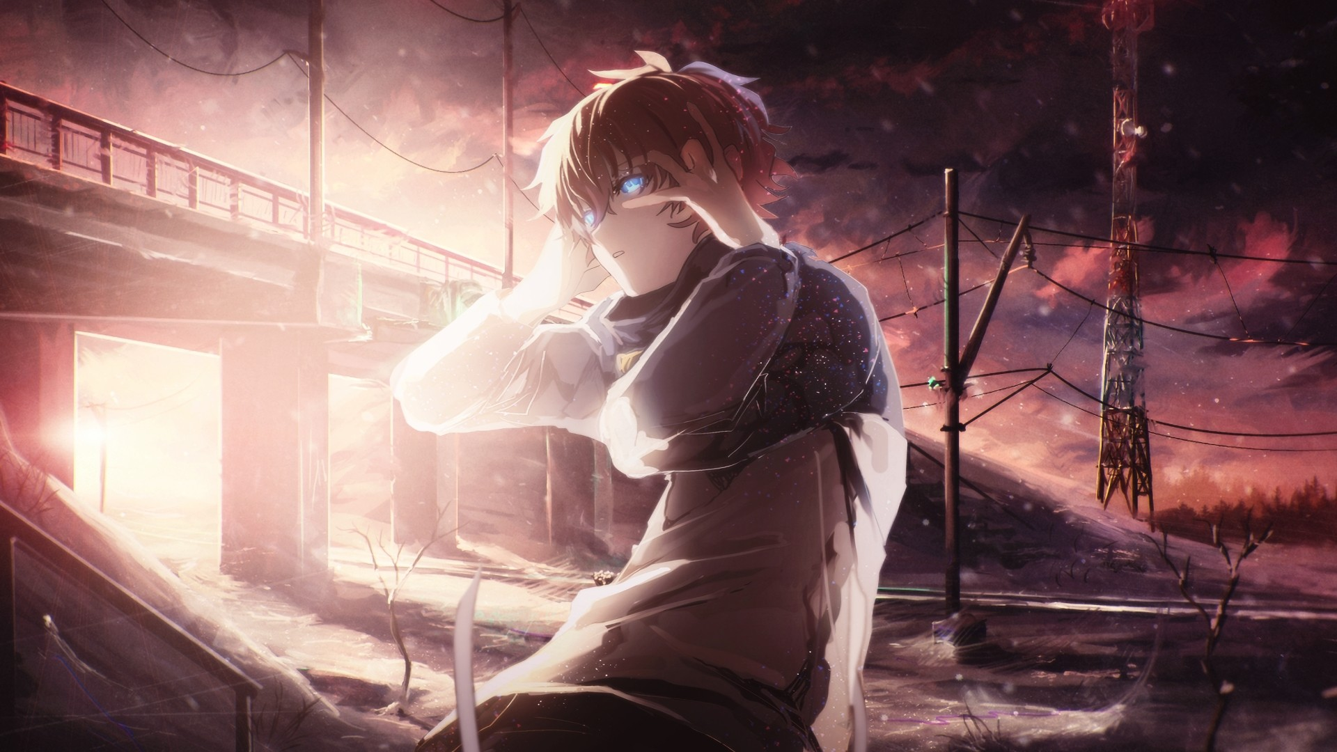 Anime Boy Wallpaper and Background