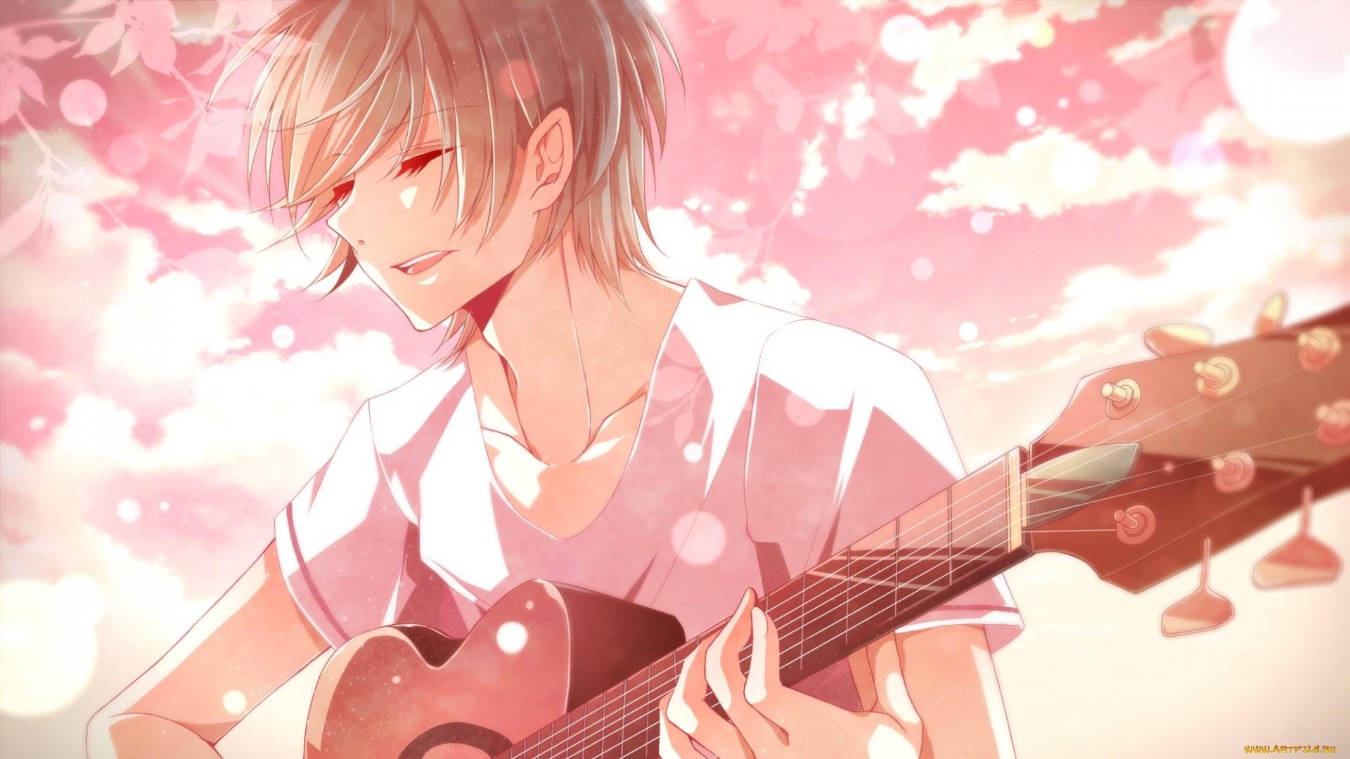 Anime Boy PC Wallpaper HD