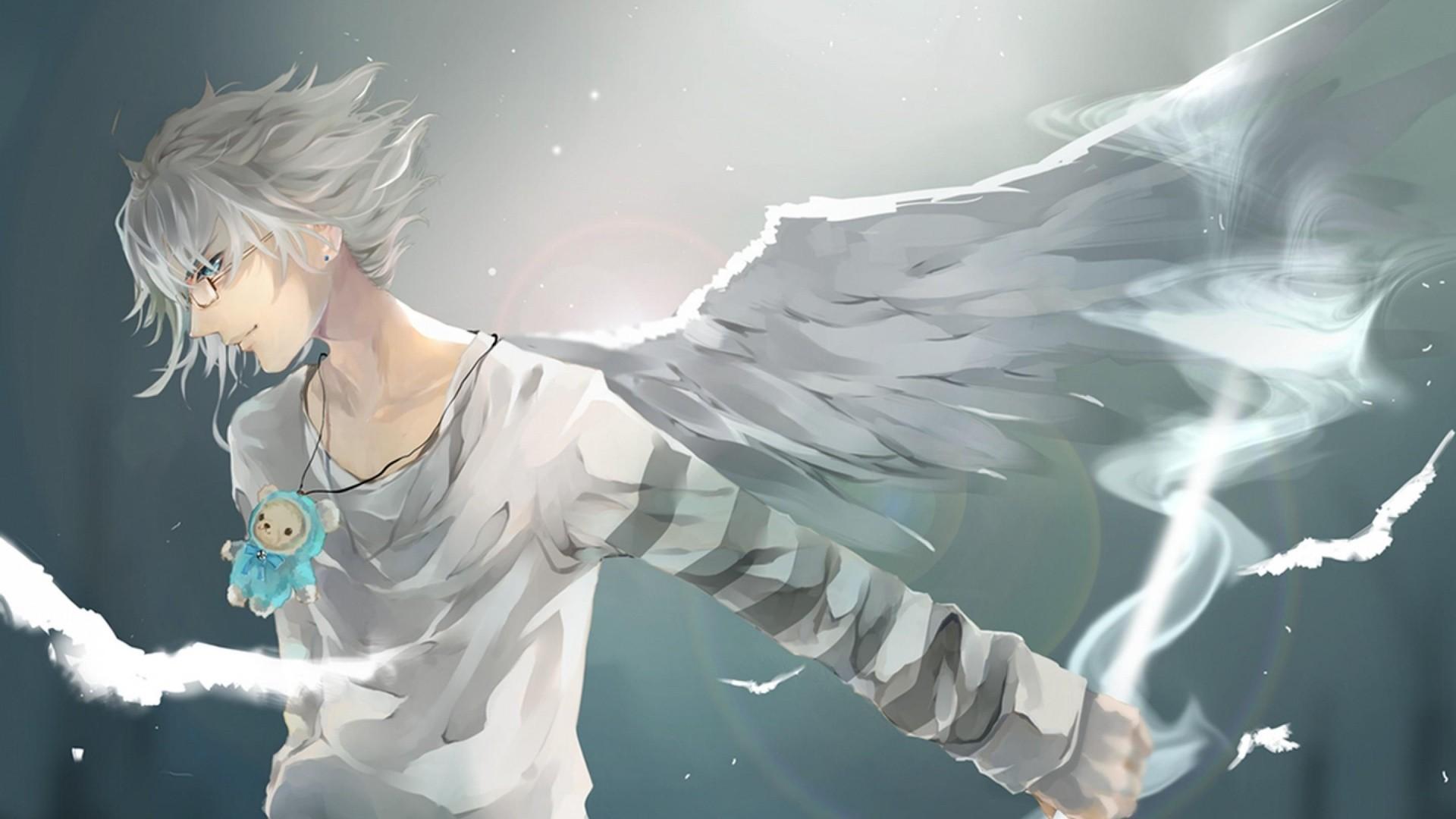 Anime Boy hd desktop wallpaper