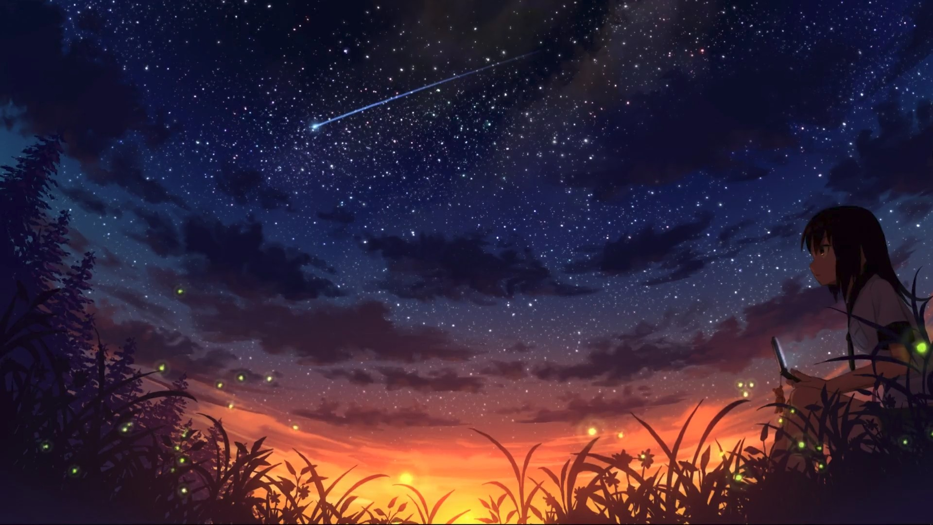 Anime Scenery Wallpapers: 28 Images ...