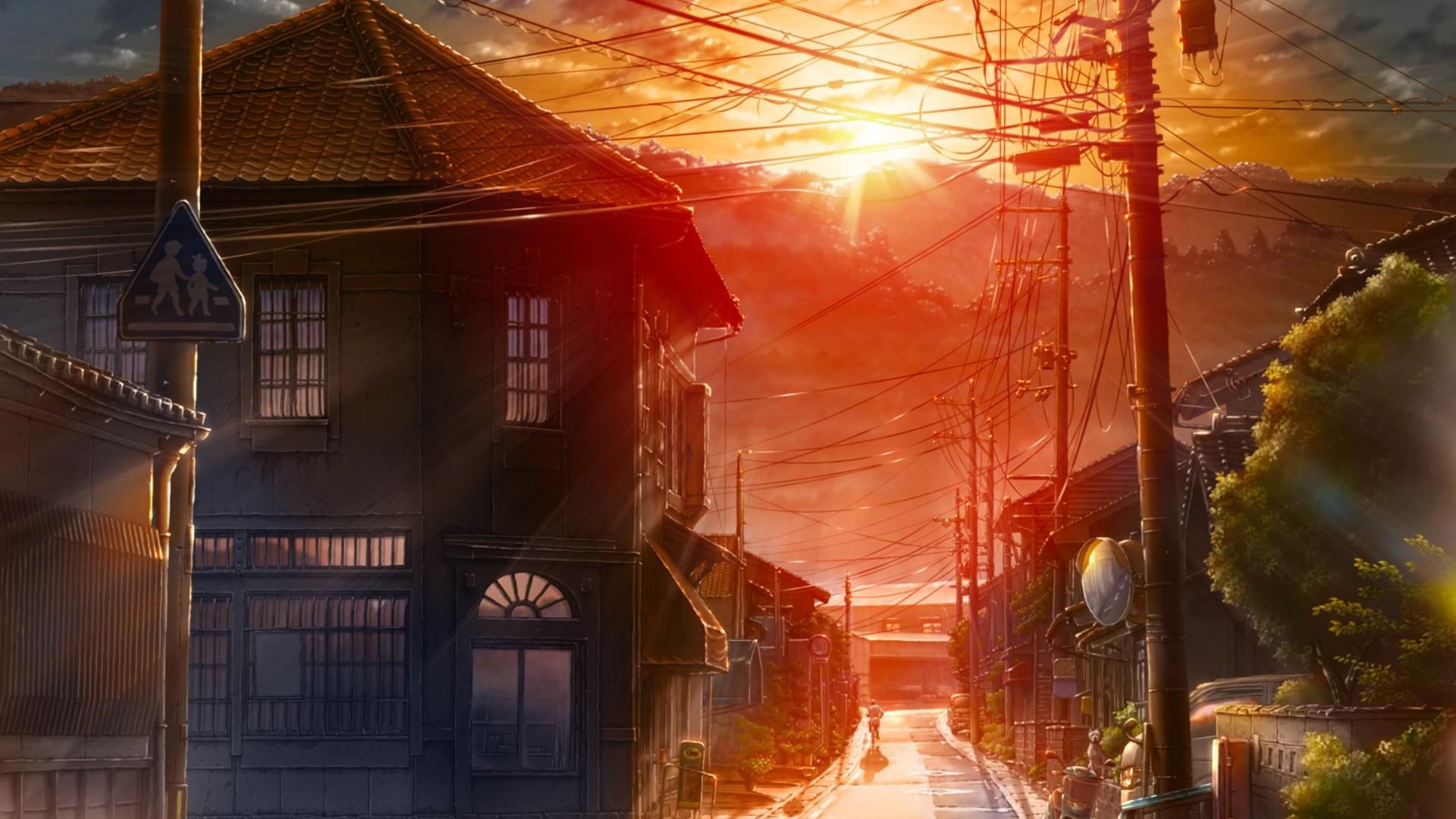 Anime Scenery Picture