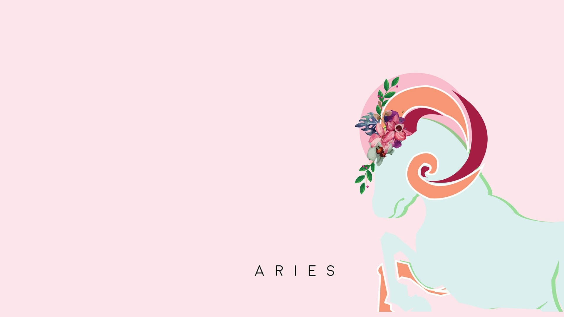 Aries Full HD Wallpaper