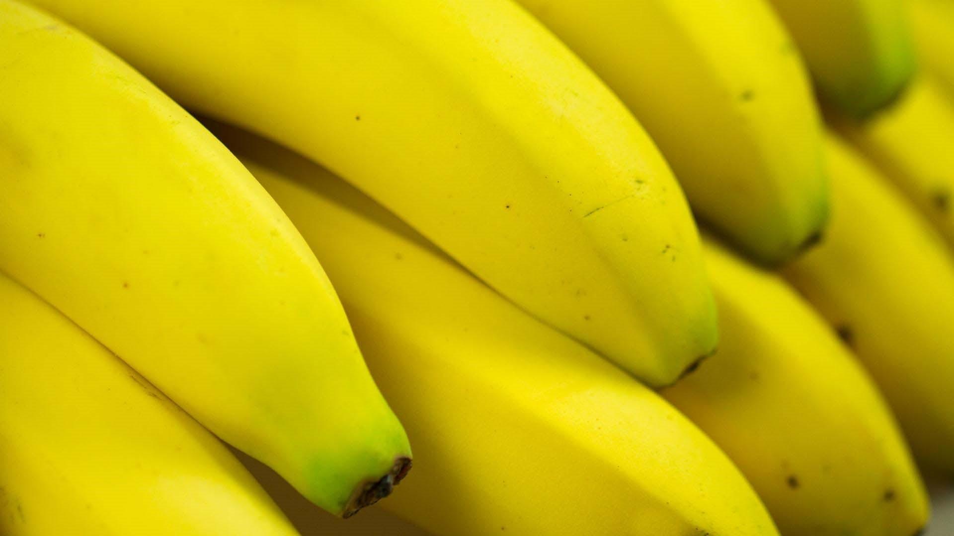 Banana Desktop Wallpaper