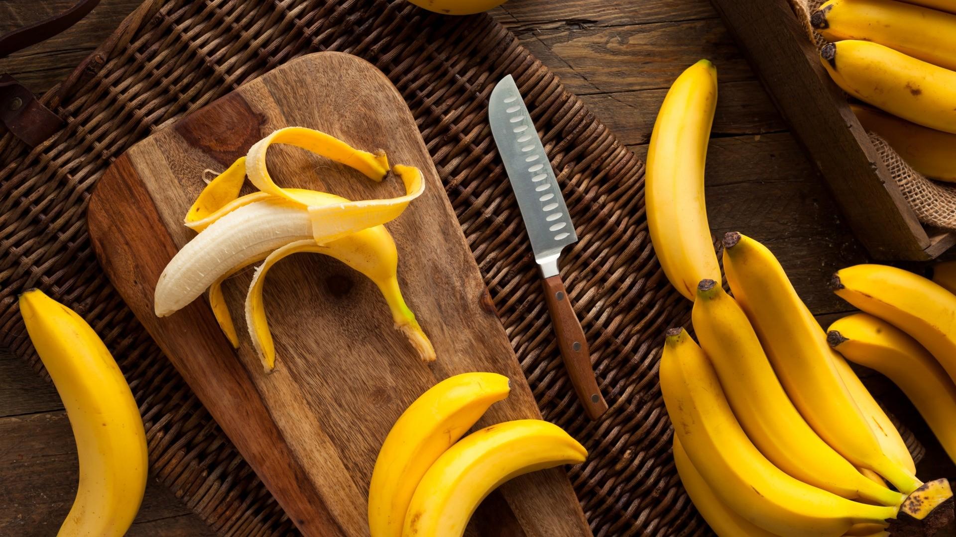 Banana hd desktop wallpaper