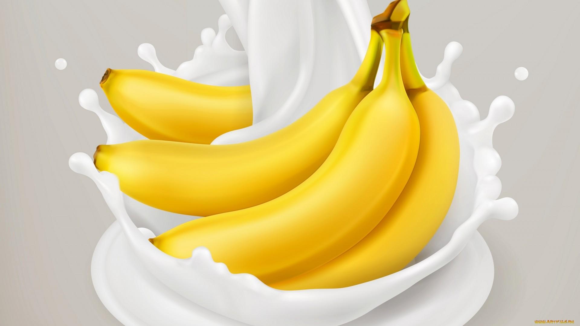 Banana Background Wallpaper