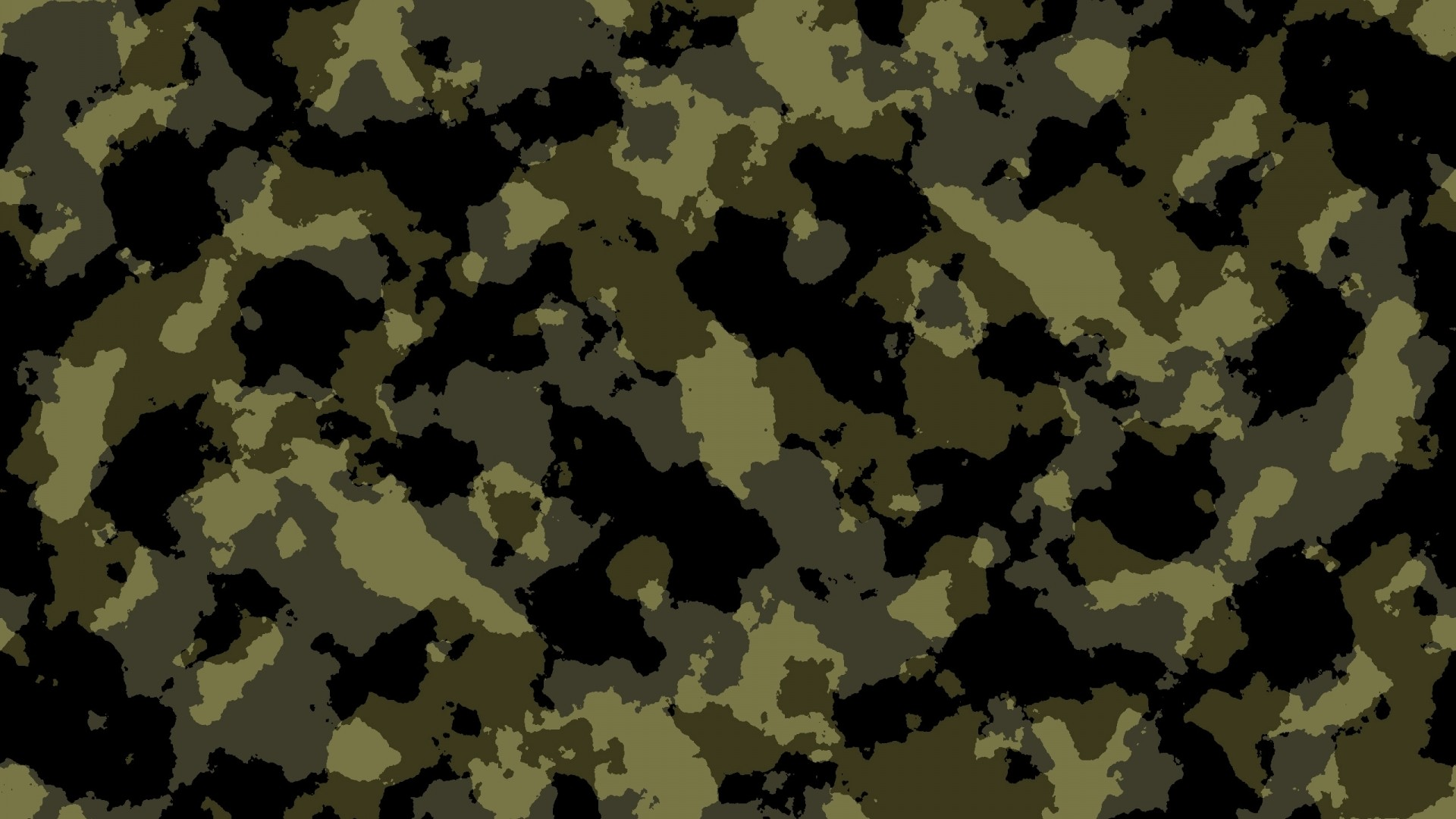 Camouflage Background Wallpaper