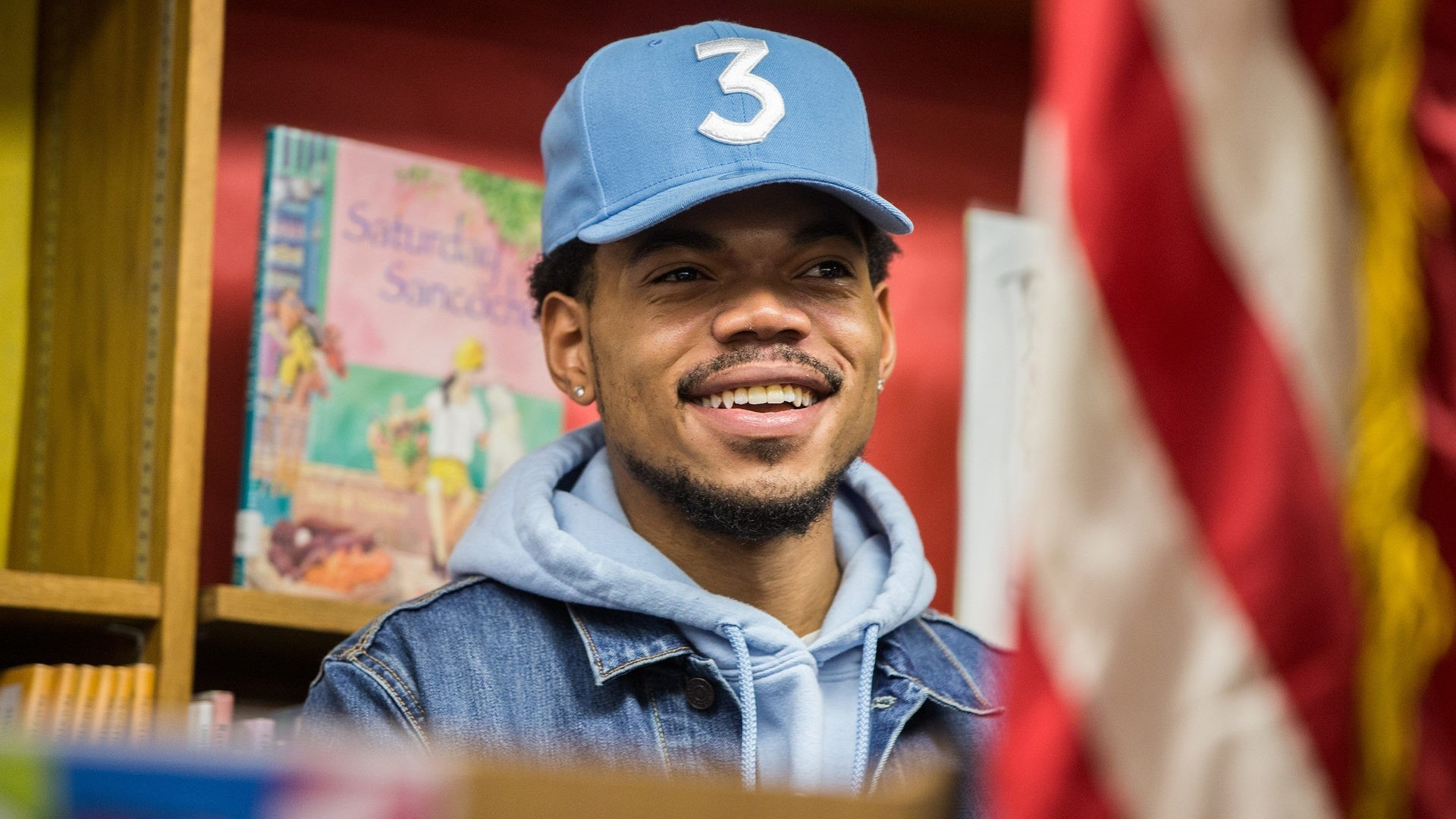 Chance The Rapper High Quality