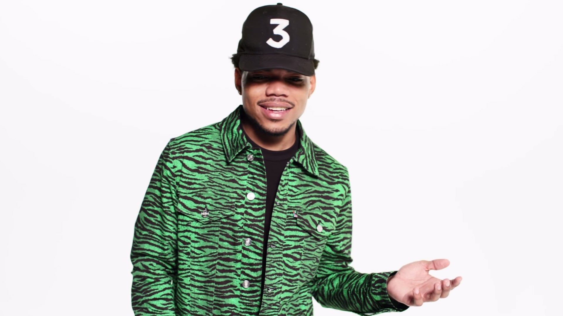 Chance The Rapper wallpaper