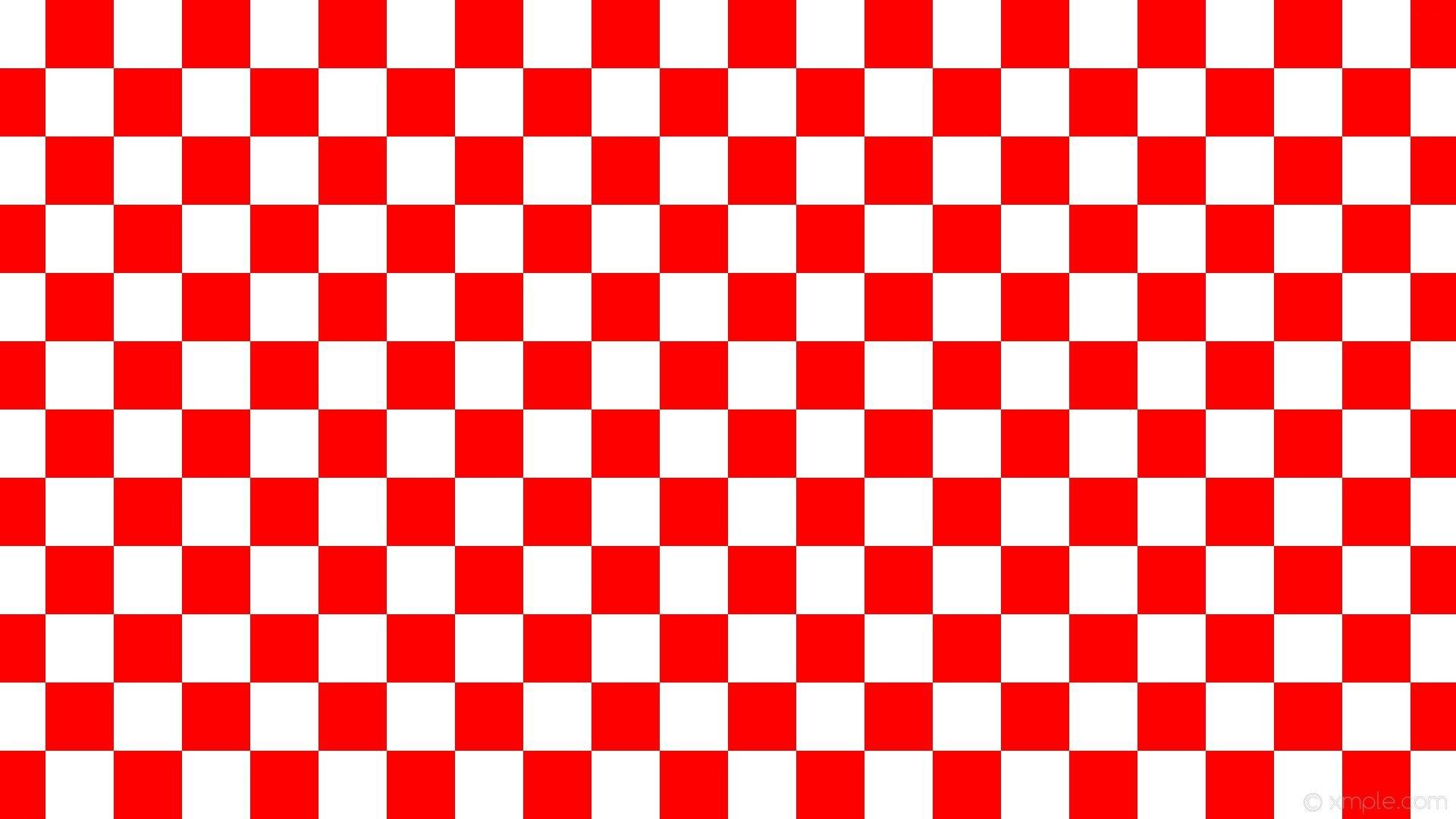 Checkerboard Background Wallpaper
