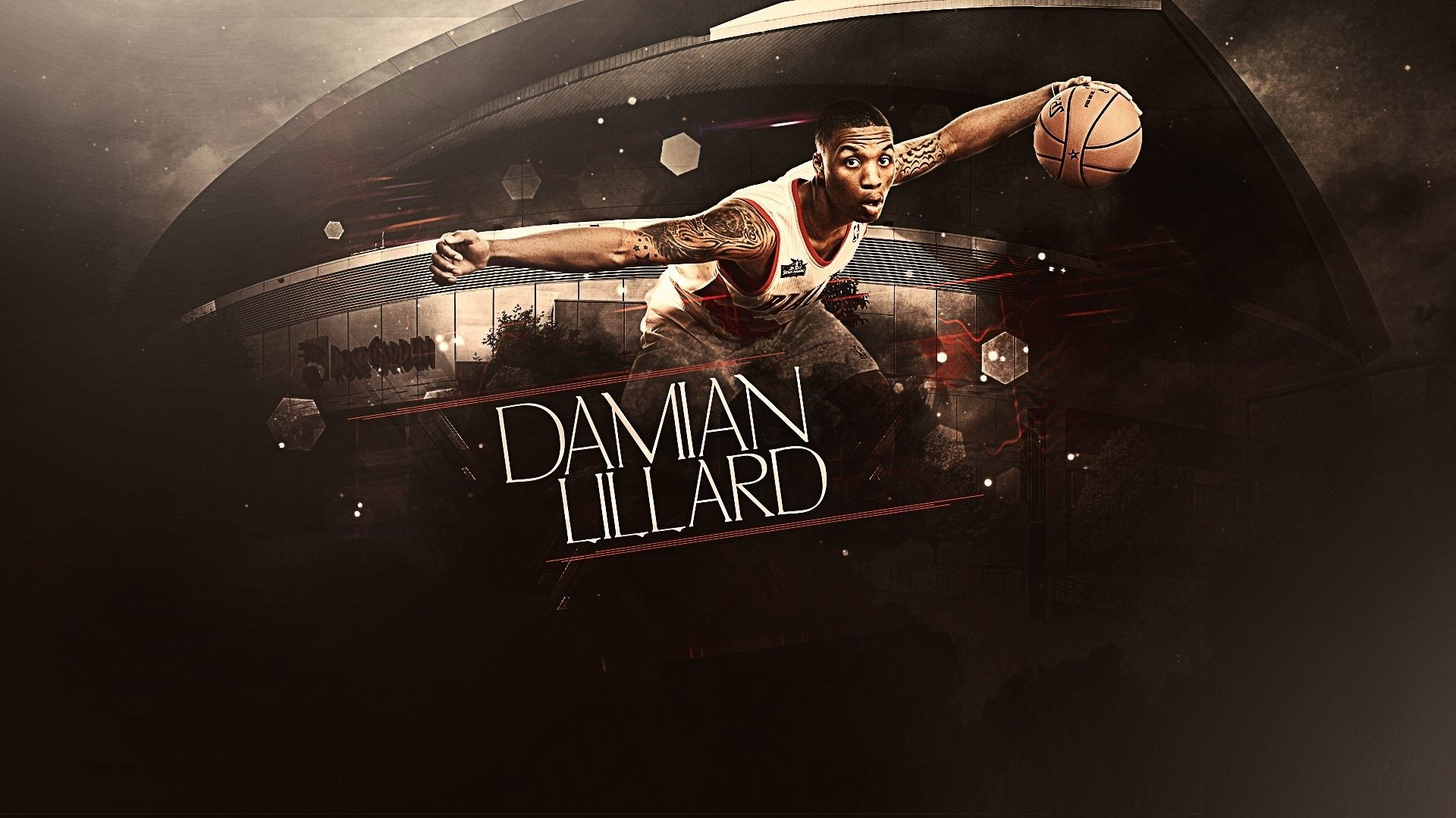 Damian Lillard Pic