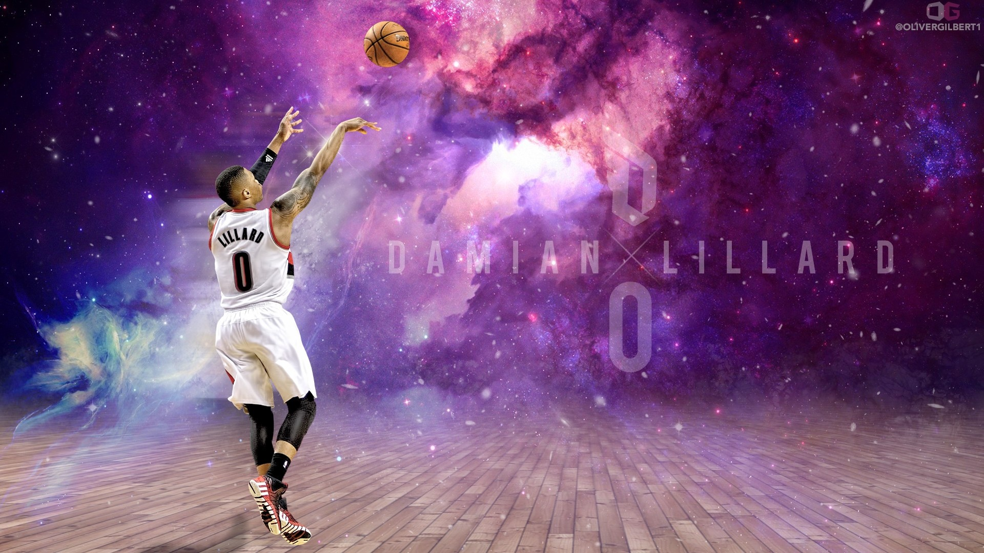 Damian Lillard Background