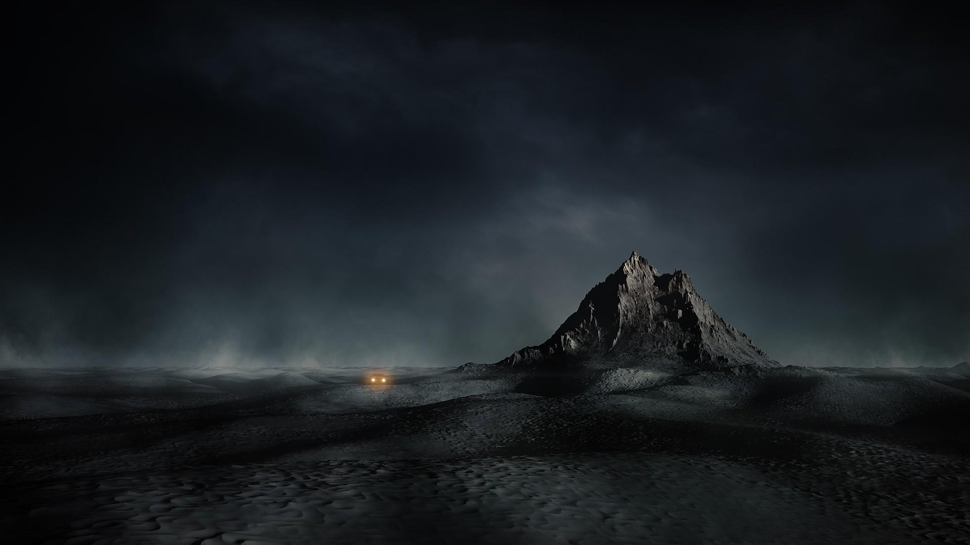 Dark Mode Background