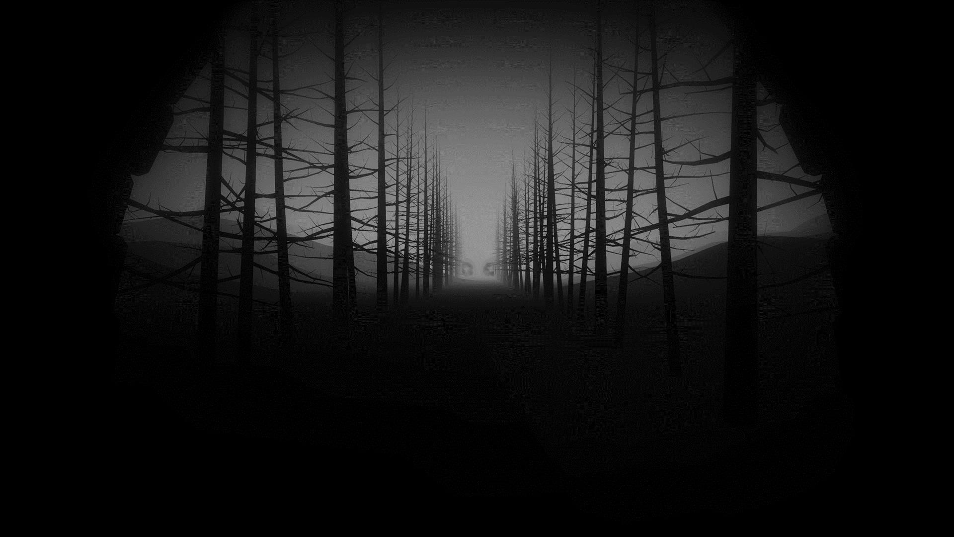 Dark Theme HD Wallpaper
