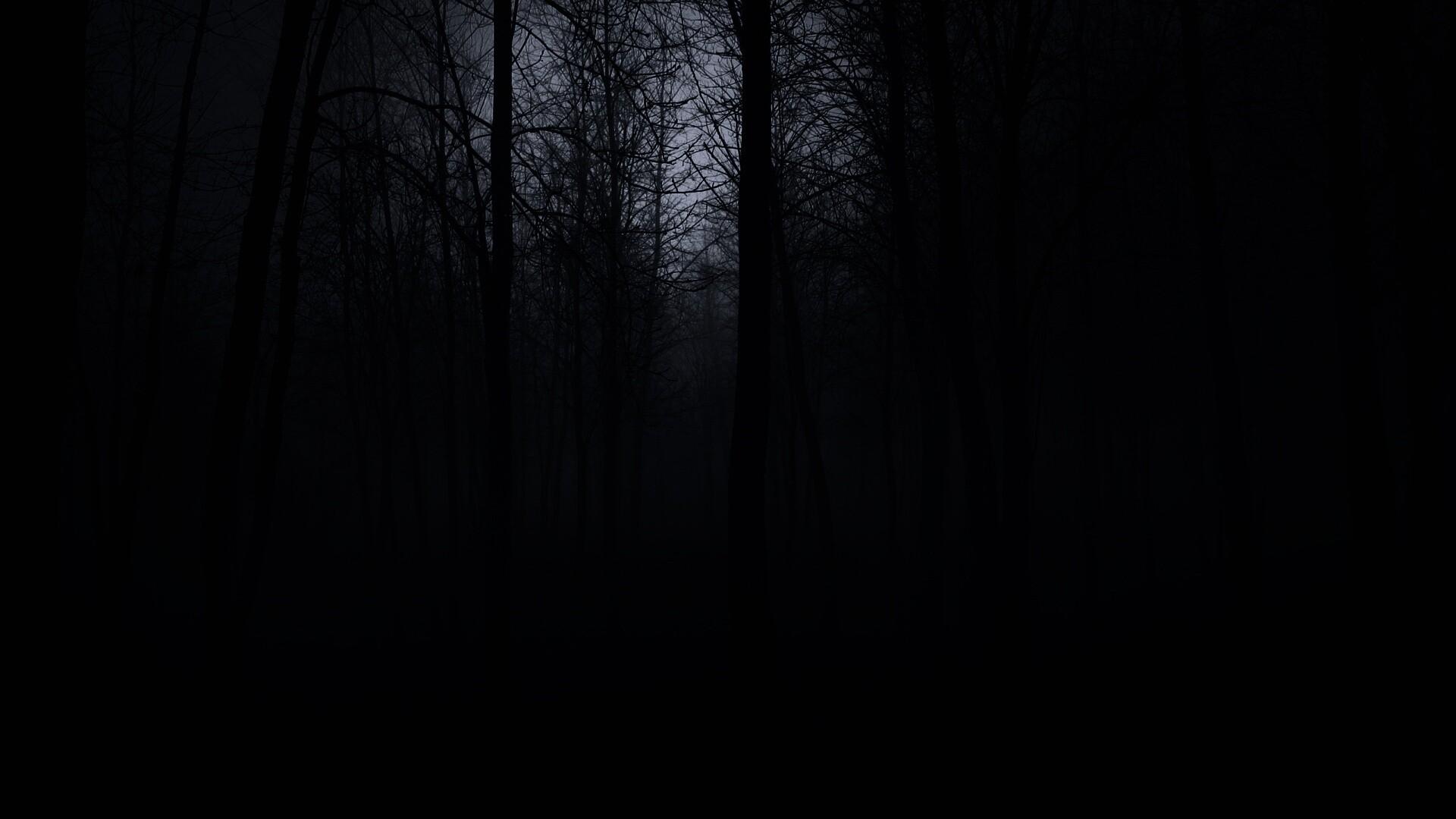 Dark Theme computer wallpaper