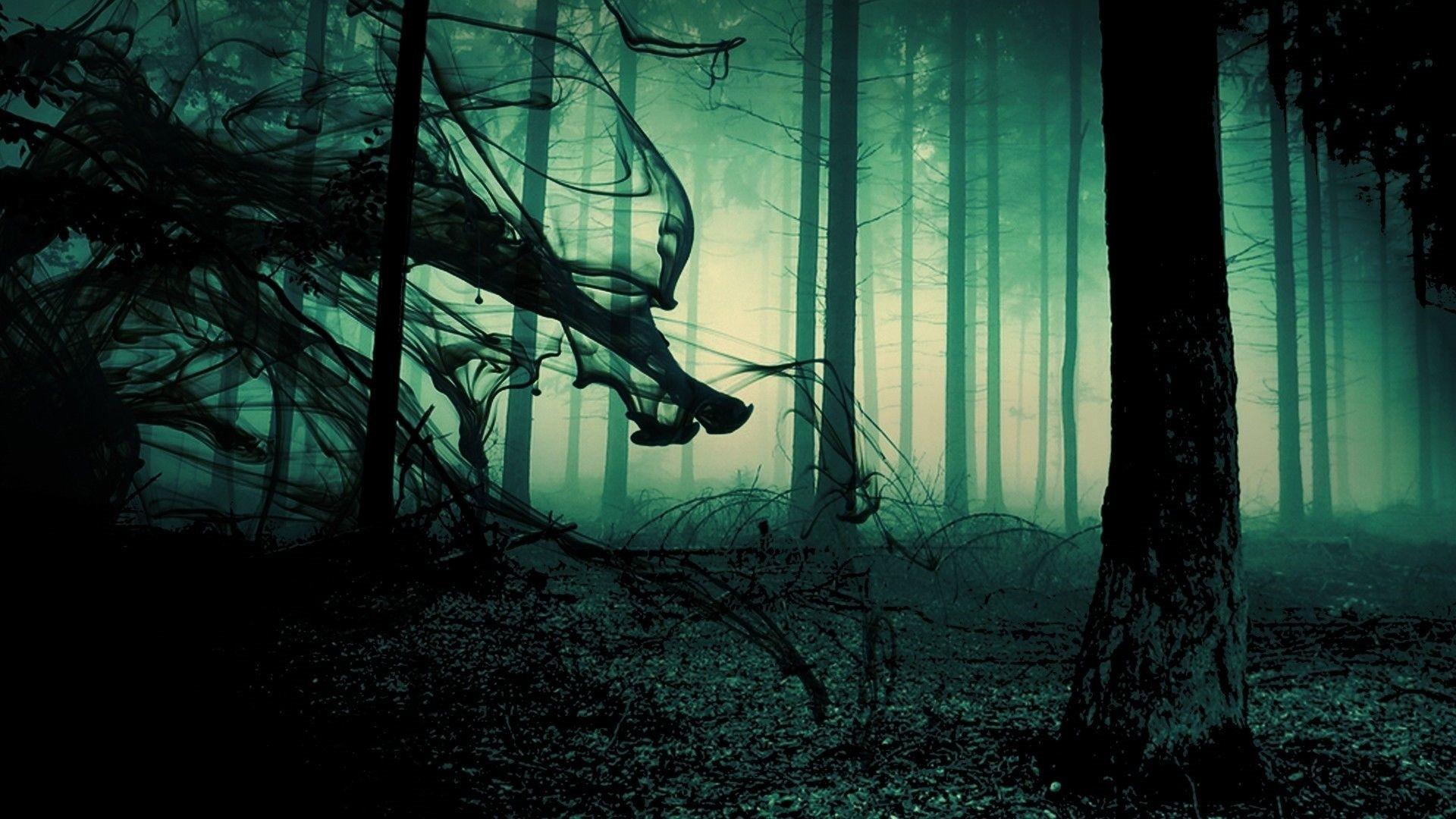 Dark Theme Background Wallpaper