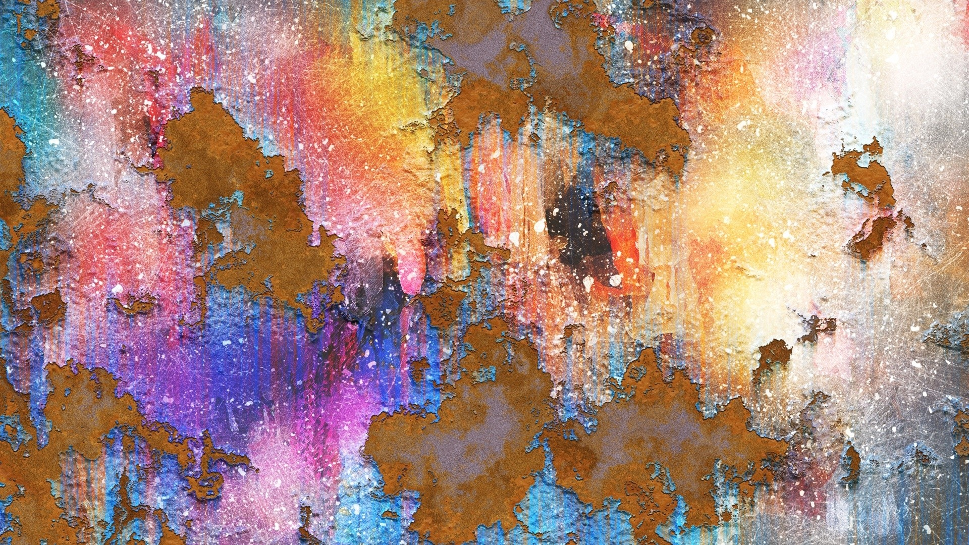 Paintable Textured Wallpaper theme
