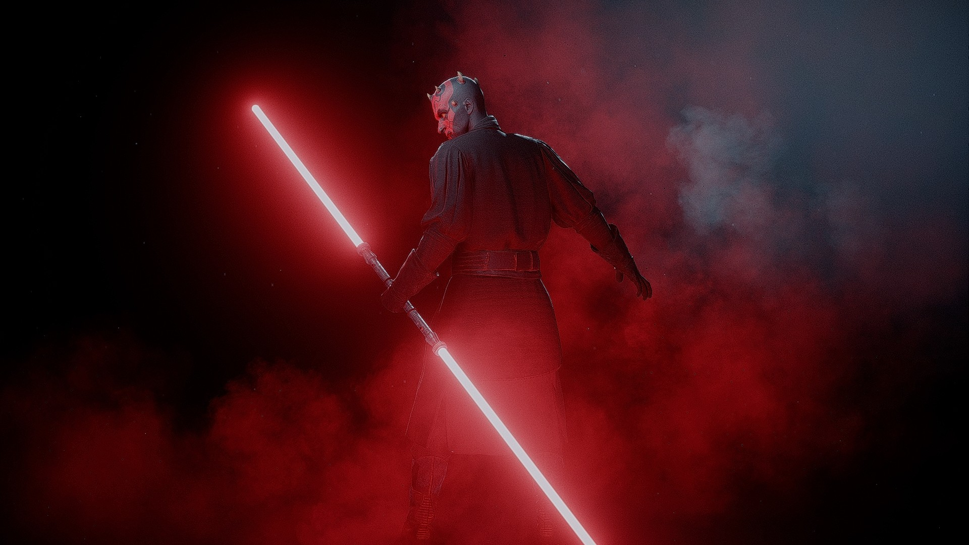Darth Maul Free Wallpaper and Background