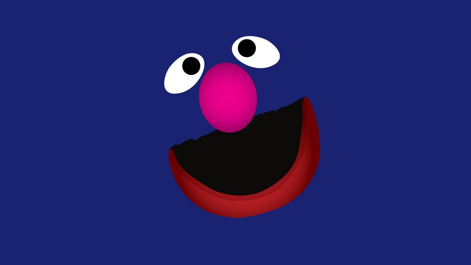 Elmo Free Wallpaper