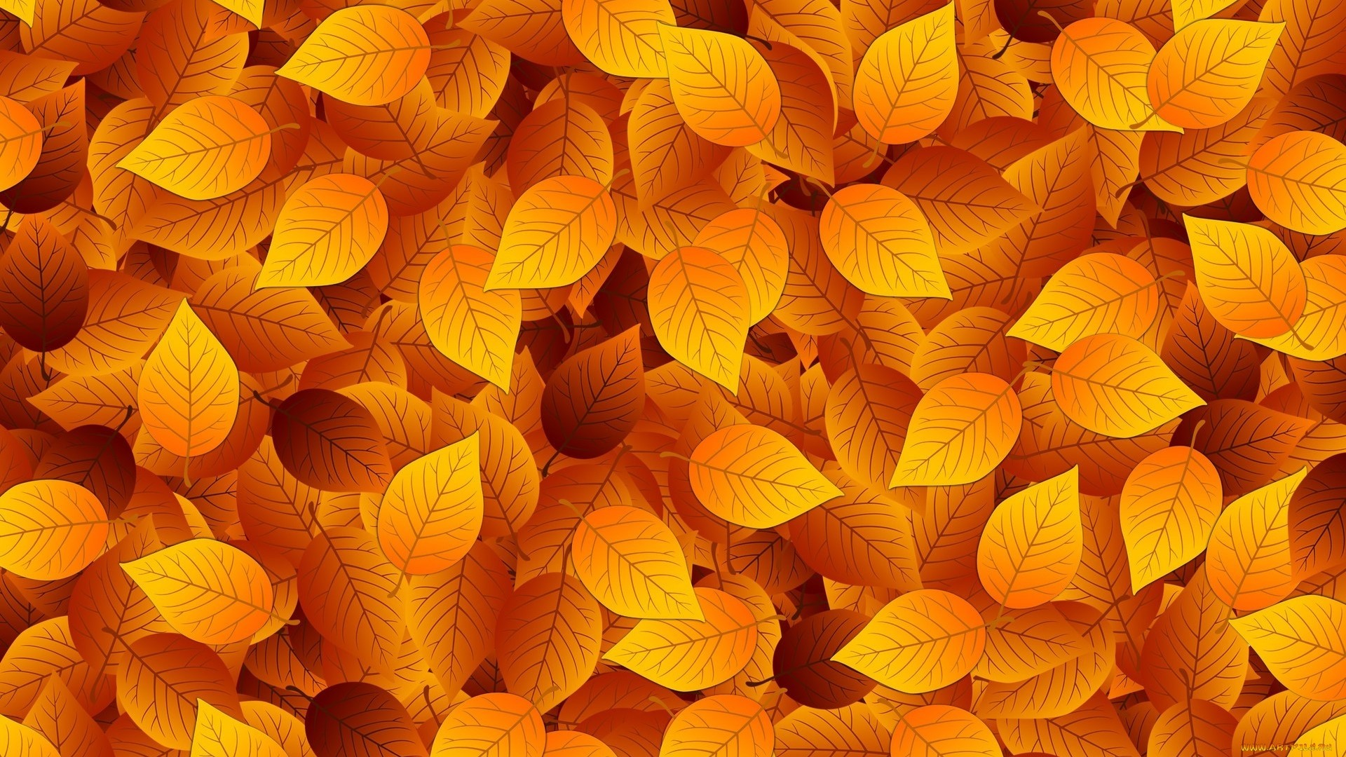 Fall Leaves Wallpaper and Background