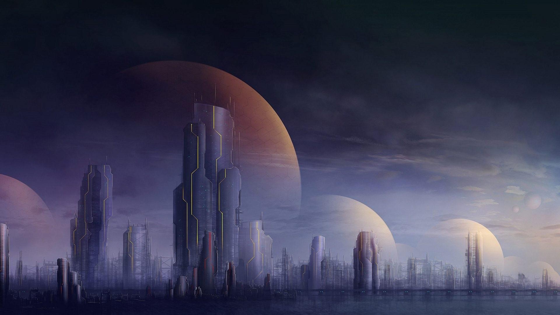 Futuristic Pic