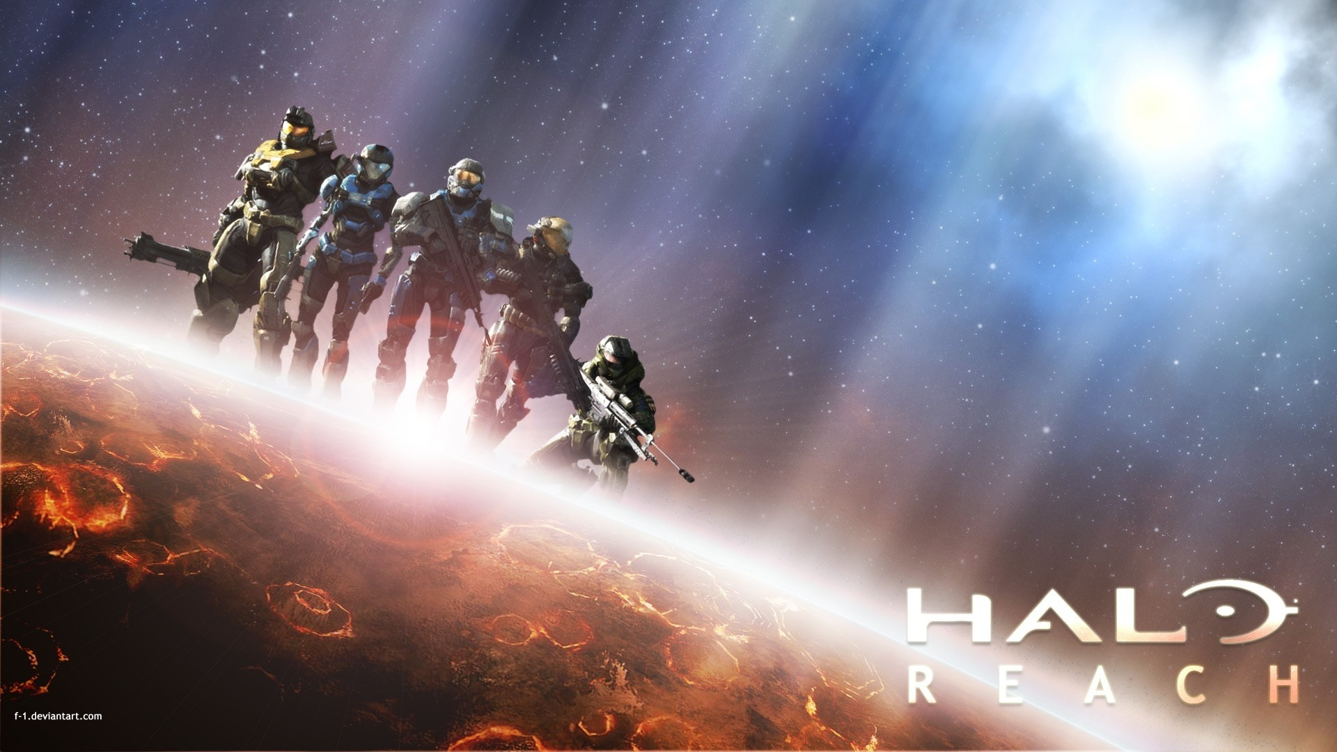 Halo Reach Wallpaper and Background