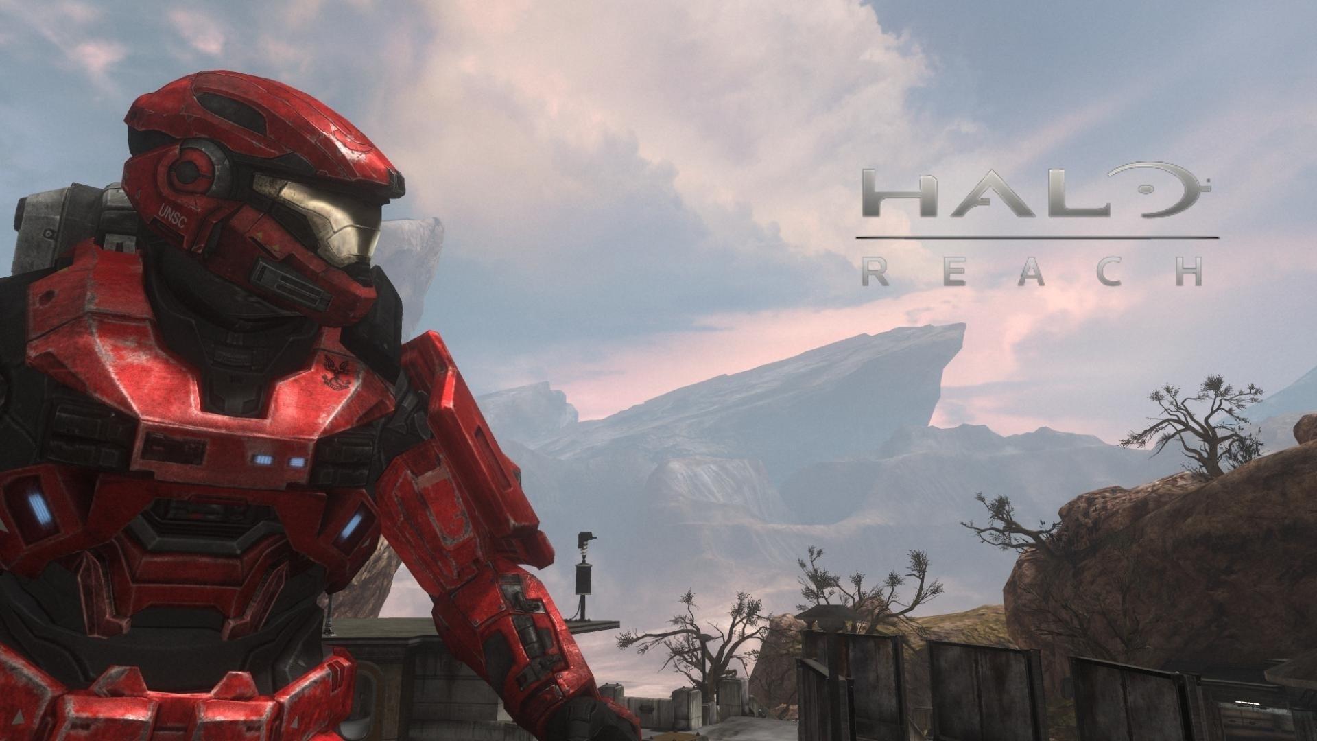 Halo Reach Wallpaper theme