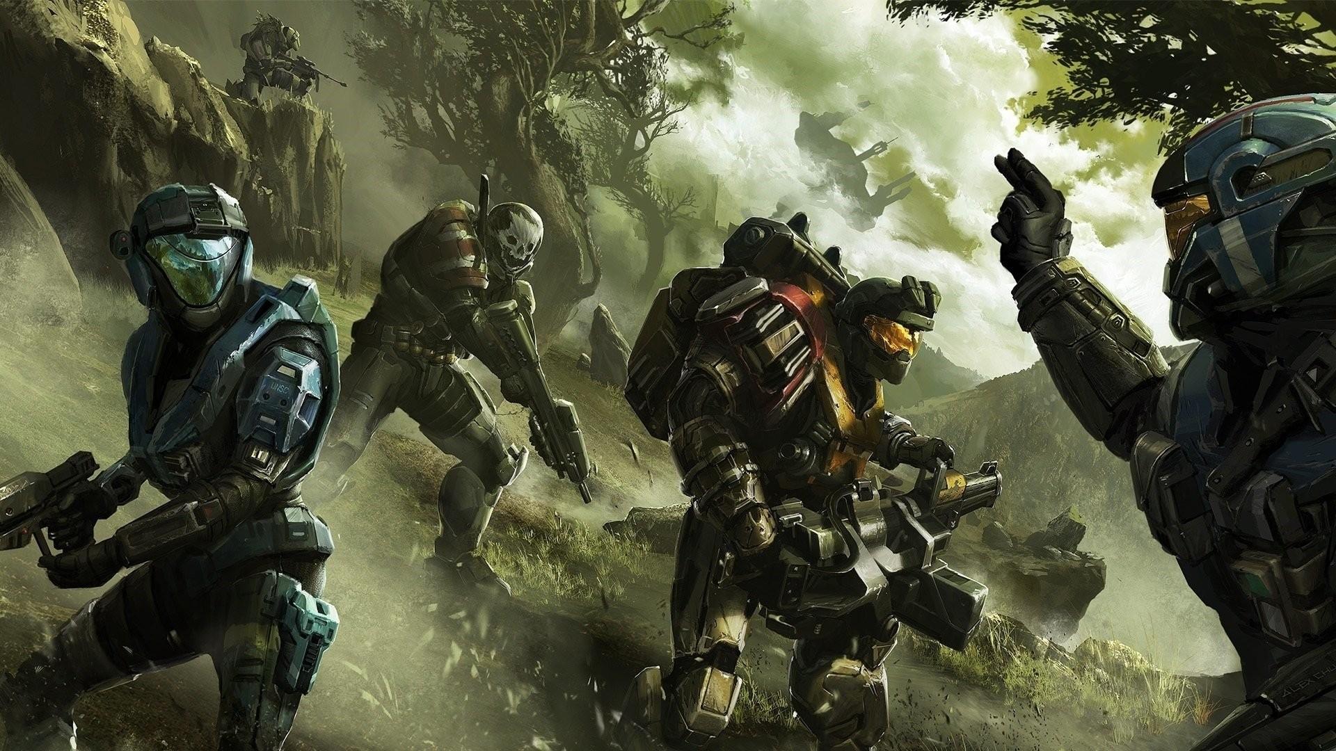 Halo Reach Picture