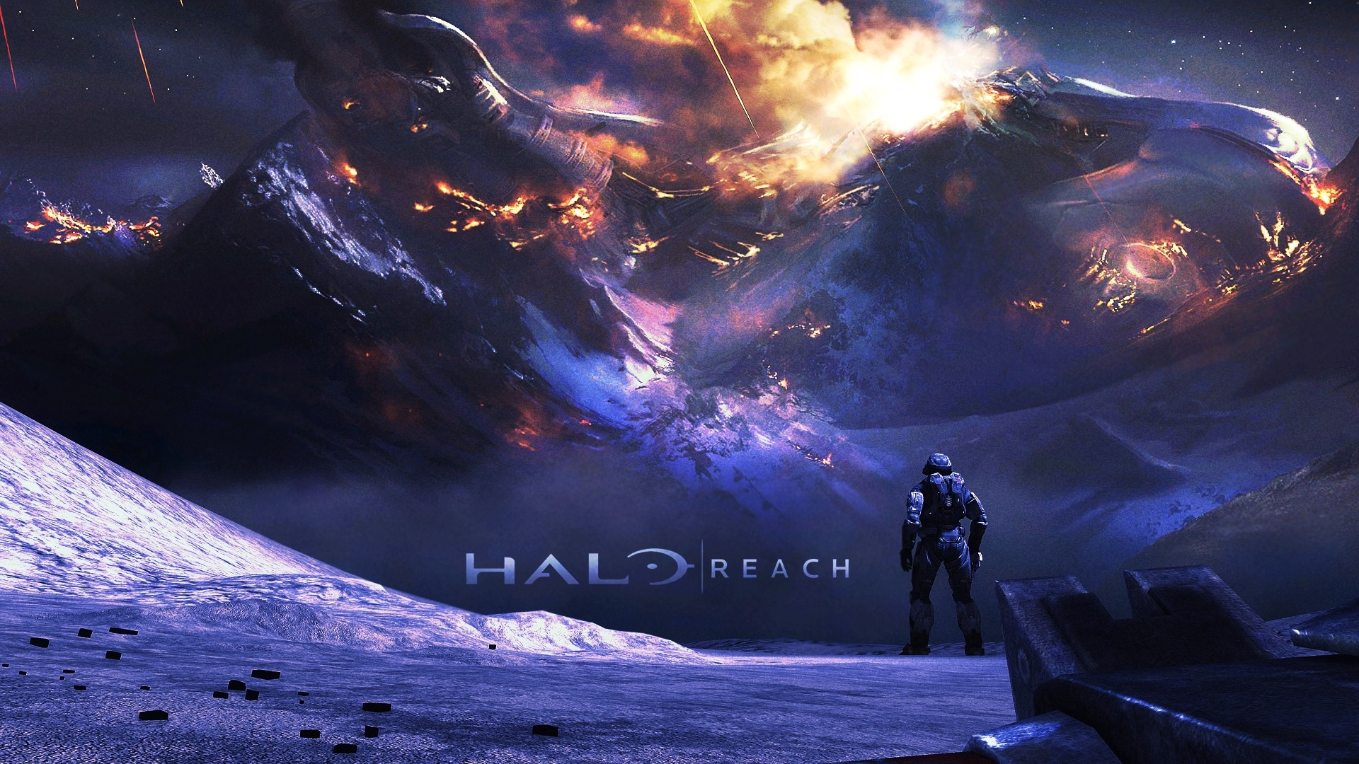 Halo Reach Free Wallpaper and Background