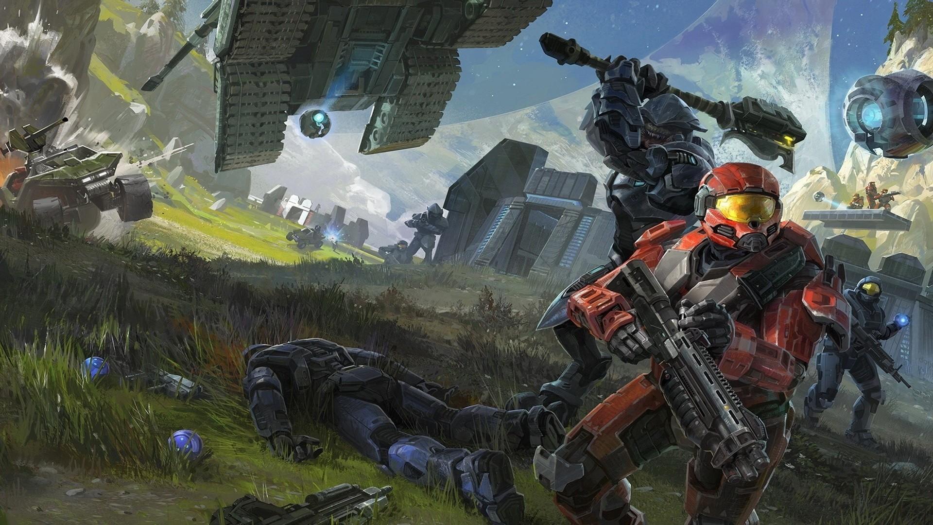 Halo Reach PC Wallpaper
