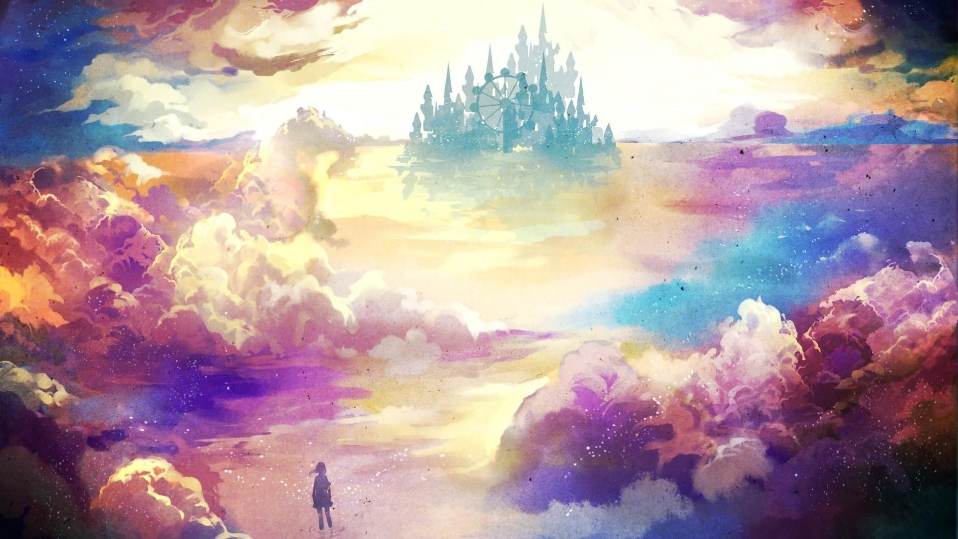 Heaven Wallpaper theme